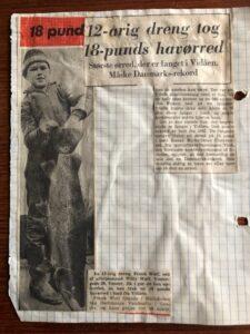 Sportsfiskerforeningen VIDÅ´s Historie